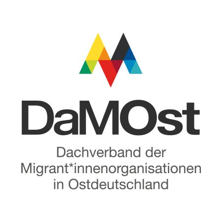 Logo DaMOst Hochformat