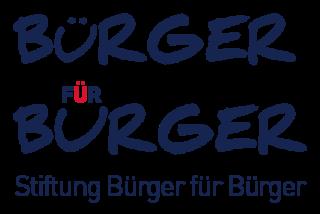 Logo Stiftung Bürger für Bürger