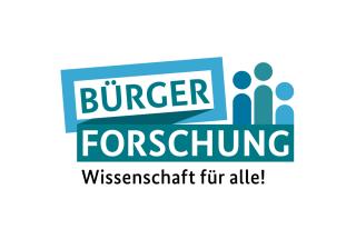 Logo Bürgerforschung