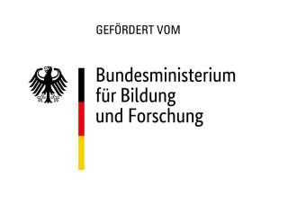 Logo BMBF für MigOst