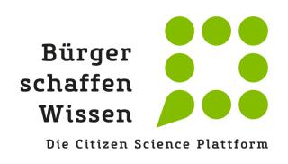 Logo 'Bürger schaffen Wissen'
