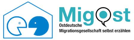 Logos Migost und Verein für soziale Integration von Ausländern und Aussiedlern e.V.