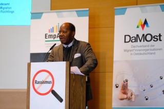 José Paca auf DaMost-Jahreskonferenz 2020